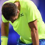 Kohlschreiber saw seven match points slip away. Photo: Getty Images