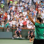 Federer was a 62 63 winner against Nadal. Photo: Getty Images