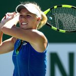 Wozniacki was looking to win a title that she first won in 2011. Photo: Getty Images