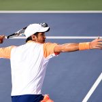 Fernando Verdasco secured a 63 75 win over fourth seed Gael Monfils. Photo: Getty Images