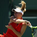 Wozniacki is through to the Miami Open quarterfinals. Photo: Getty Images