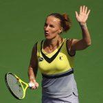 Sveta Kuznetsova marched past Pavlyuchenkova and into the semifinals. Photo: Getty Images