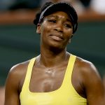 Despite the defeat, Venus Williams is enjoying a stellar start to her 2017 season. Photo: Getty Images