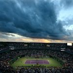 Storm clouds gathering over Miami. Photo: Getty Images