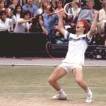 3. John McEnroe (827 weeks in the Top 50). Photo: Getty Images