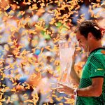 It is the third time that Roger Federer has won Indian Wells and Miami back-to-back. Photo: Getty Images
