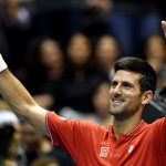 Novak Djokovic was back to his best against Spain. Photo: Getty Images