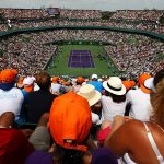 It was a sell-out crowd for both finals. Photo: Getty Inages