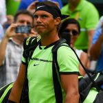 Rafael Nadal was playing in his fifth Miami Open final. He is yet to win one of them. Photo: Getty Images