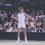 John McEnroe likes the short shorts. Photo: Getty Images