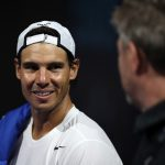 Rafael Nadal will play in the opening doubles match of the event. Photo: Getty Images