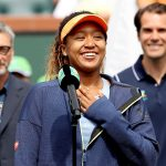 """""""This is probably going to be the worst acceptance speech of all time,"""" said Naomi Osaka; Getty Images"""