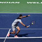 Juan Martin del Potro rode an 10-match winning streak into the final against Roger Federer; Getty Images